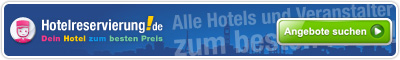 Billige Hotels buchen bei Hotelreservierung.de